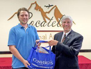 PRA May Gift Basket Winner - David Kutchins!
