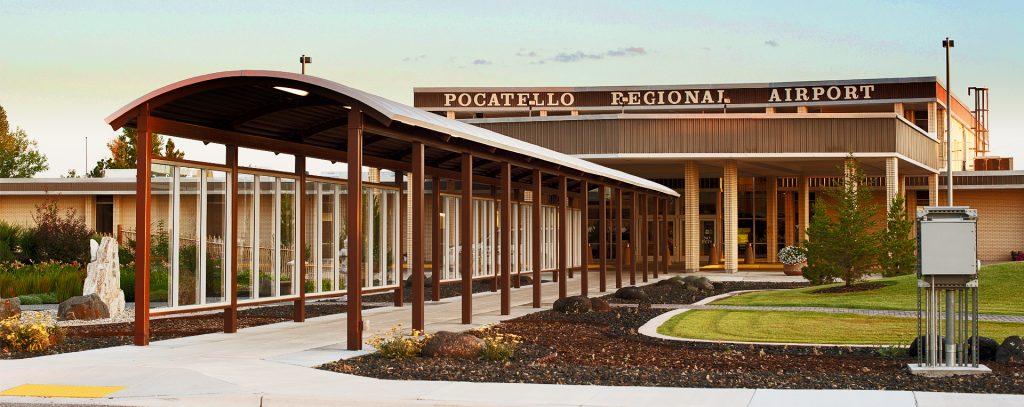 Pocatello Regional Airport Terminal
