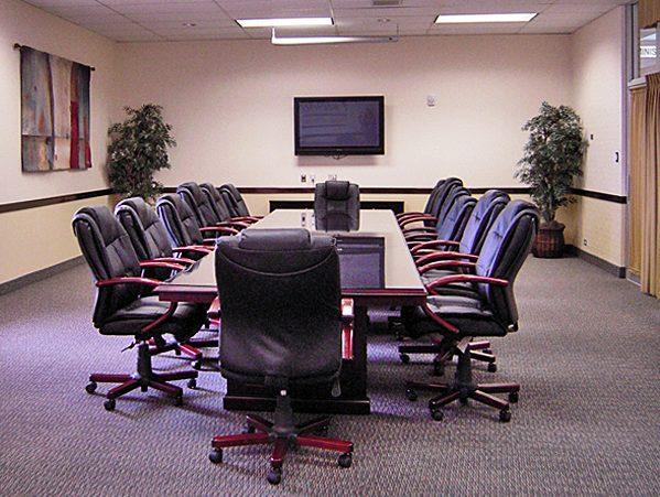 Pocatello Regional Airport Conference Room